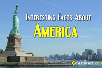 Interesting Facts About America