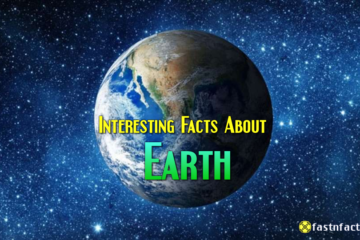 Interesting Facts about Earth Planet