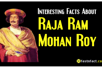 interesting facts about raja ram mohan roy
