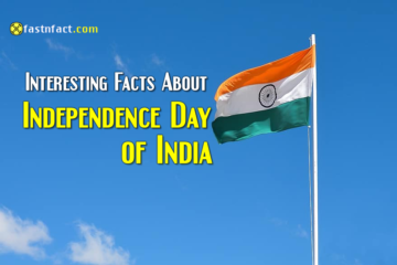 Facts About Independence Day of India