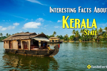 Unknown and Interesting Facts About Kerala