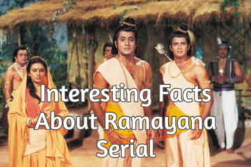 Interesting Facts About Ramayana Serial