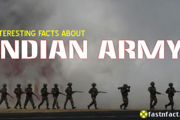 Interesting Facts About Indian Army
