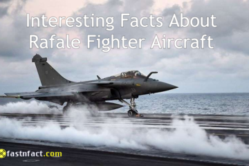 Interesting Facts About Rafale Fighter Aircraft