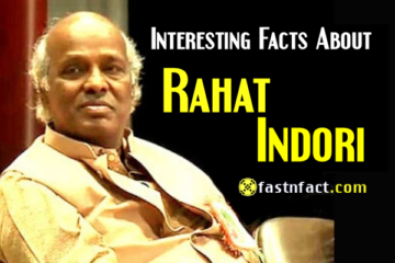 Interesting Facts About Rahat Indori