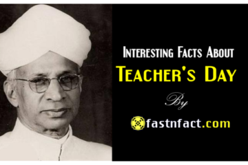 Interesting Facts About Teachers Day