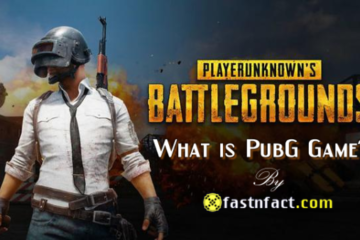 What is PubG Game All About?