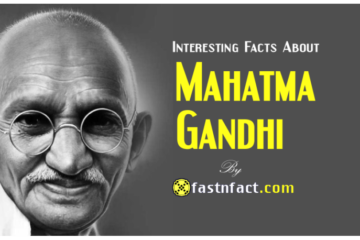 Unknown and Interesting Facts About Mahatma Gandhi