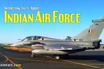 Interesting Facts About Indian Air Force