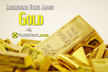 Unknown and Interesting Facts About Gold