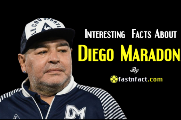 Interesting Facts About Diego Maradona