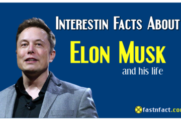 Interesting Facts About Elon Musk and His Life