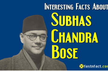 Interesting Facts About Netaji Subhash Chandra Bose